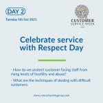 Customer service week 2021 - day 2