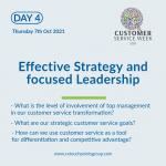 Customer service week 2021 - day 4