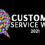 Customer service week 2021 - logo
