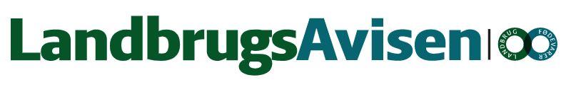 Landbrugsavisen Logo, Landbrug&Fødevarer