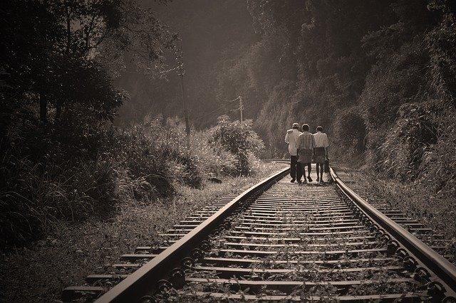 med på Corona toget (pixa bay foto)