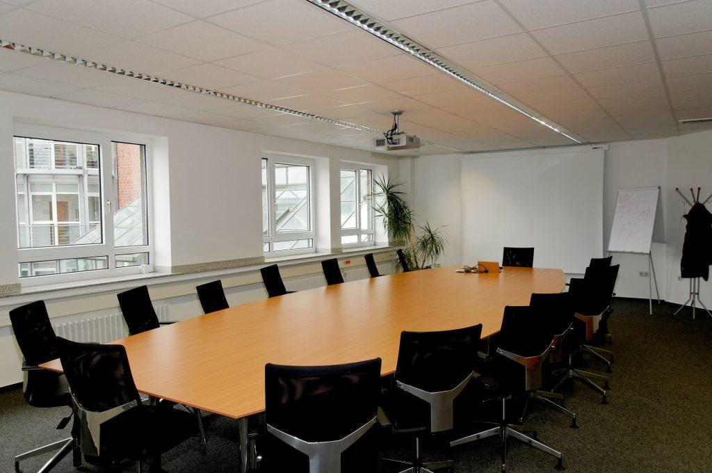 Bestyrelser behøver et godt mødelokale