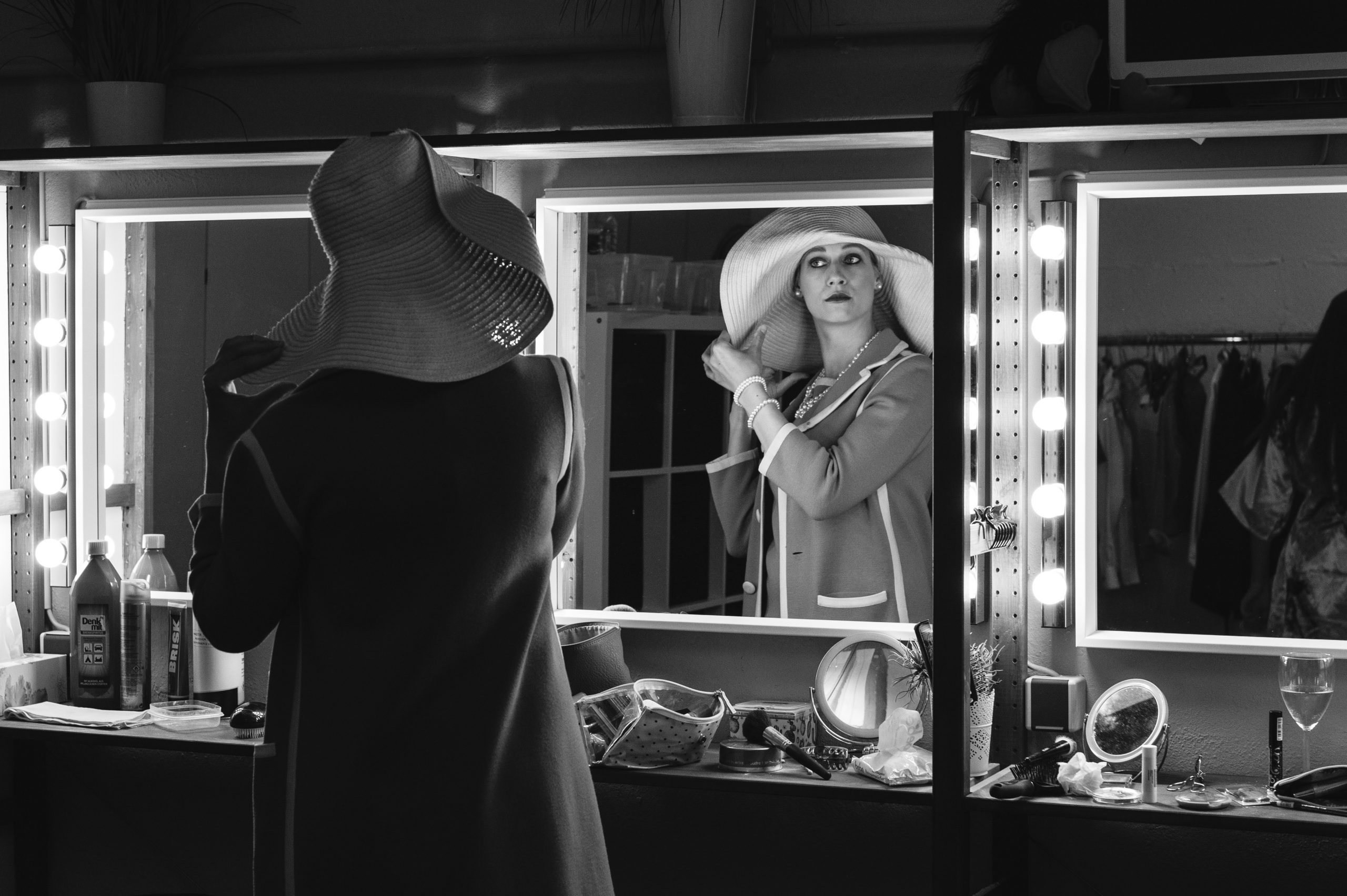 Cynthia Ruf Photography Fotografie Theater Schauspieler Reportage