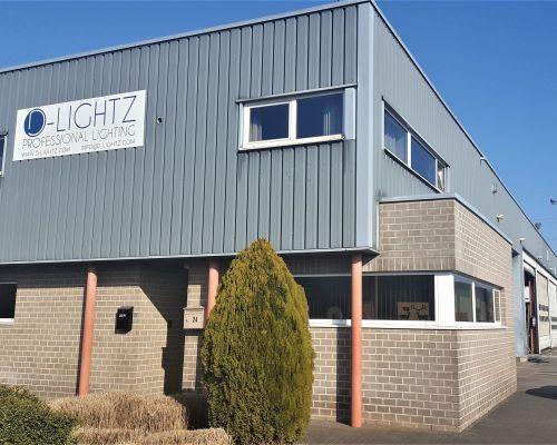 D-Lightz - kantoor Genk