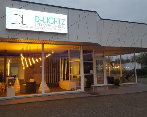 D-Lightz - showroom Genk
