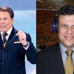 Silvio Santos comemora acordo para transmissão da Libertadores no SBT