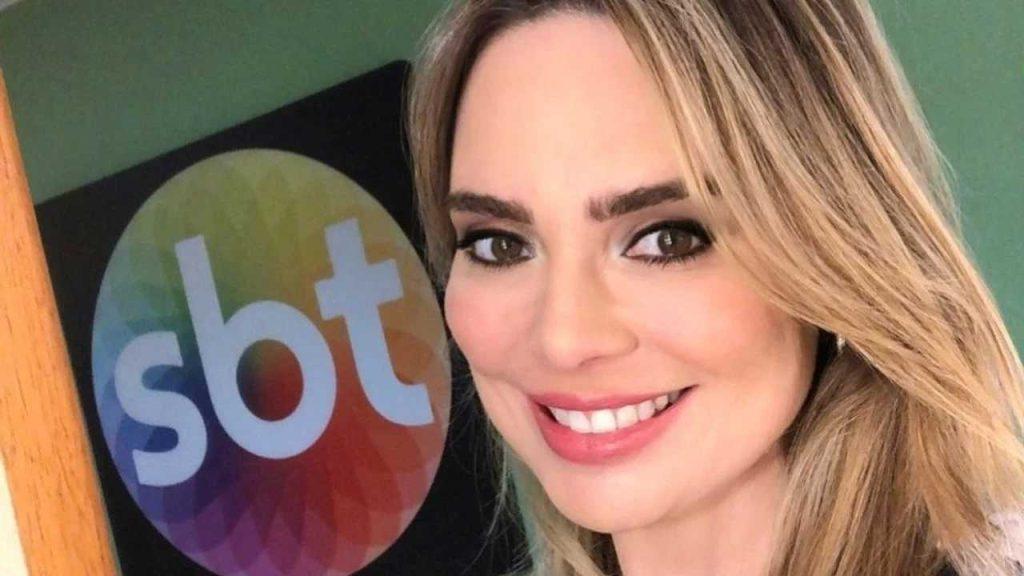 Rachel Sheherazade é dispensada pelo SBT