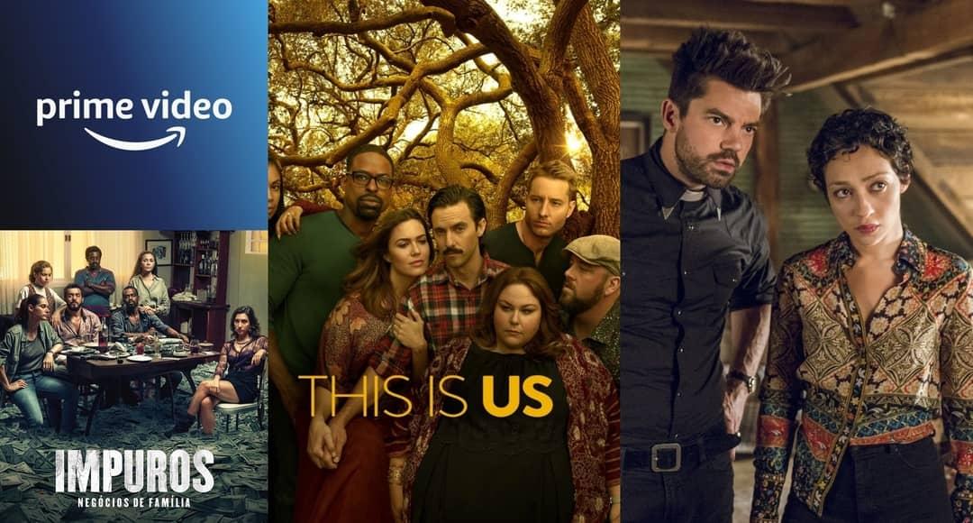 Séries e Filmes da Amazon Prime Vídeo novidades de novembro 2020-