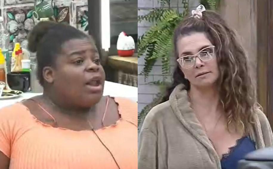 Jojo e Luiza trocam alfinetadas após briga em A Fazenda 12