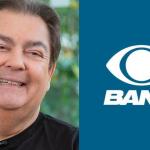 Faustão na Band-Fausto Silva na TV Band