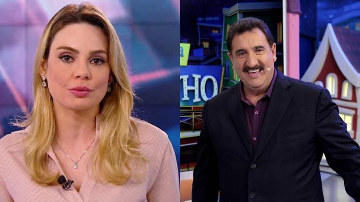 Ratinho detonou Rachel Sheherazade em programa de rádio