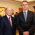 Bolsonaro e Edir Macedo