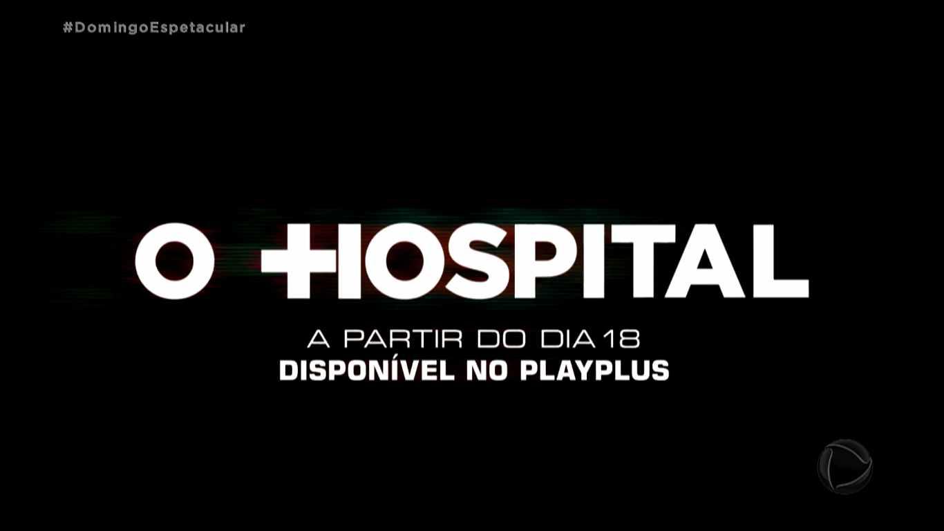 O Hospital: a RecordTV estreia nesta sexta-feira (18) sua nova série original, onde mais de 40 pacientes foram acompanhados para se chegar ao resultado da série.