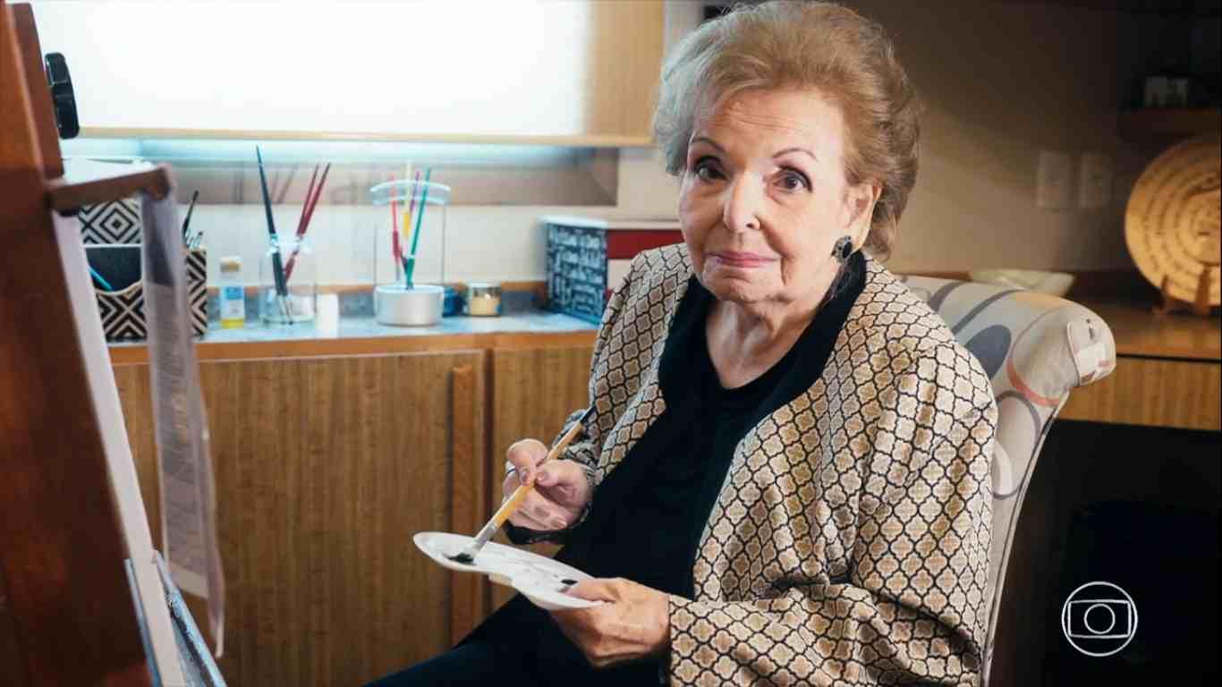 Dona Cordélia, mãe de Faustão, morre aos 95 anos