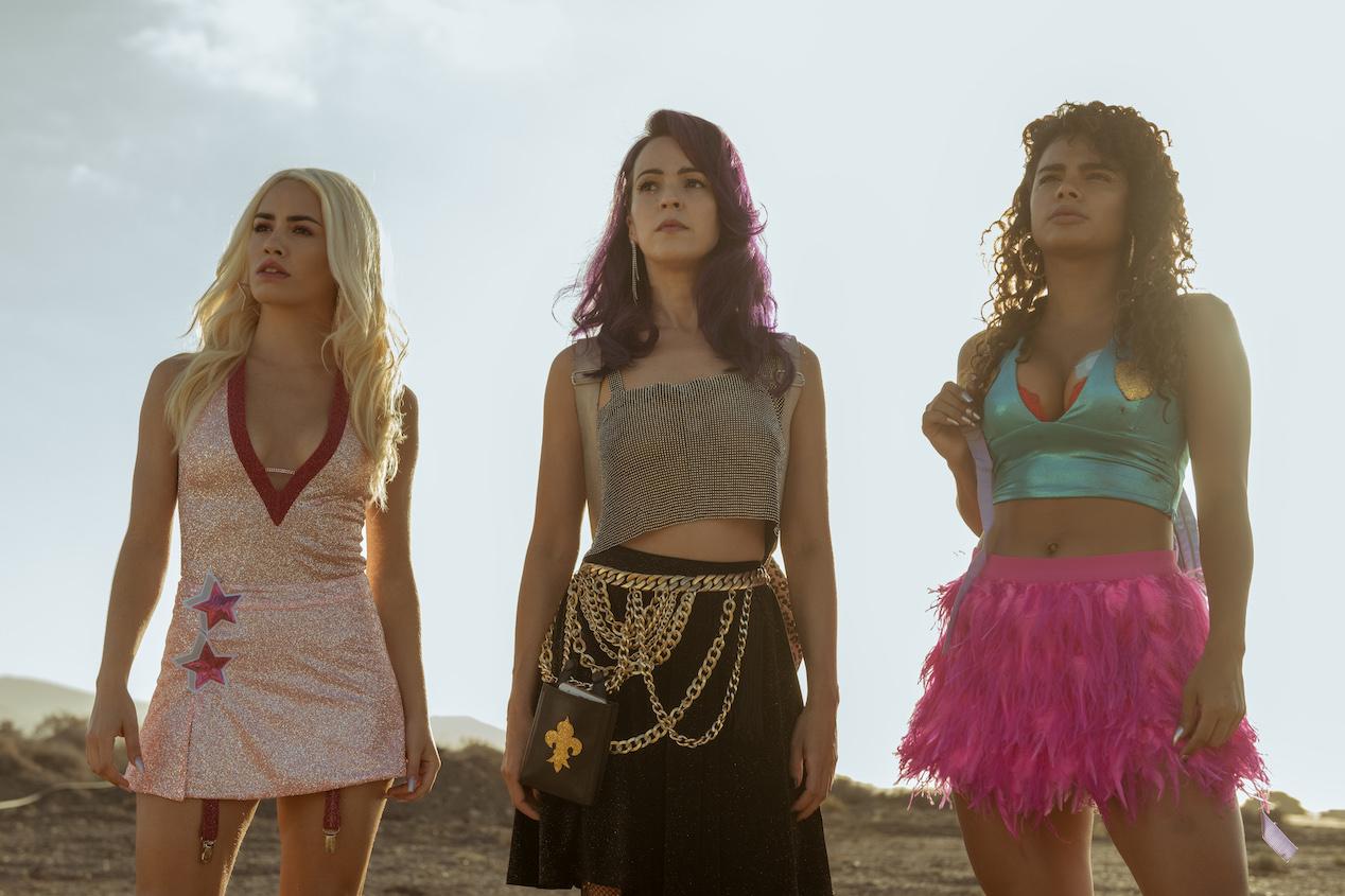 Sky Rojo: segunda temporada da série de Aléx Pina ganhou o primeiro trailer oficial, confirmando a data de estreia e mostrando mais da trama da temporada.