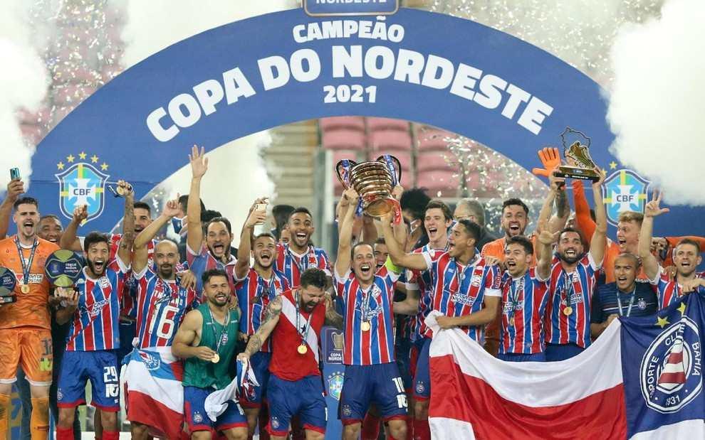 Grupo Disney tenta renovar com a Copa do Nordeste