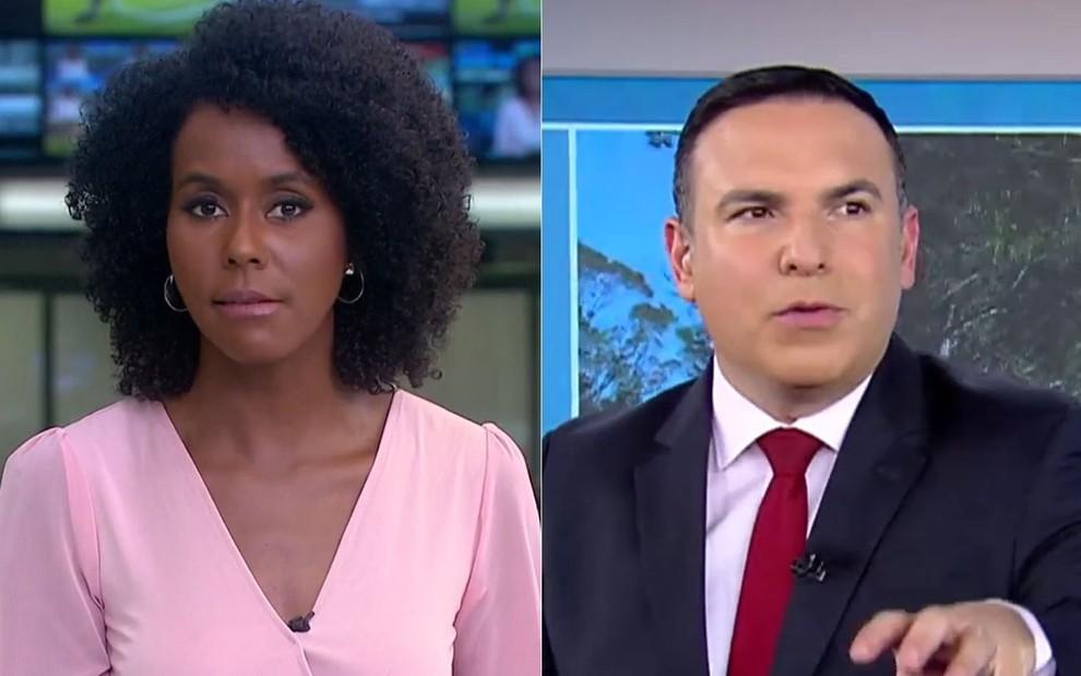 Balanço Geral acumula vitórias contra a Globo