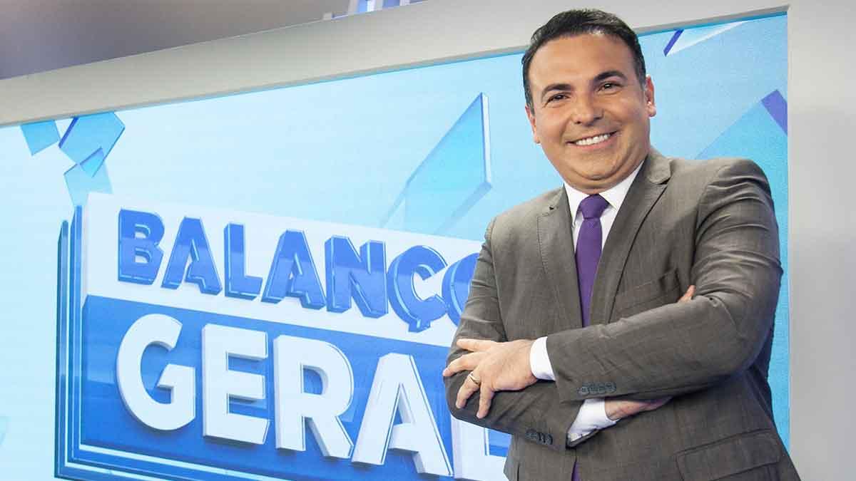 Balanço Geral SP com Reinaldo Gottino