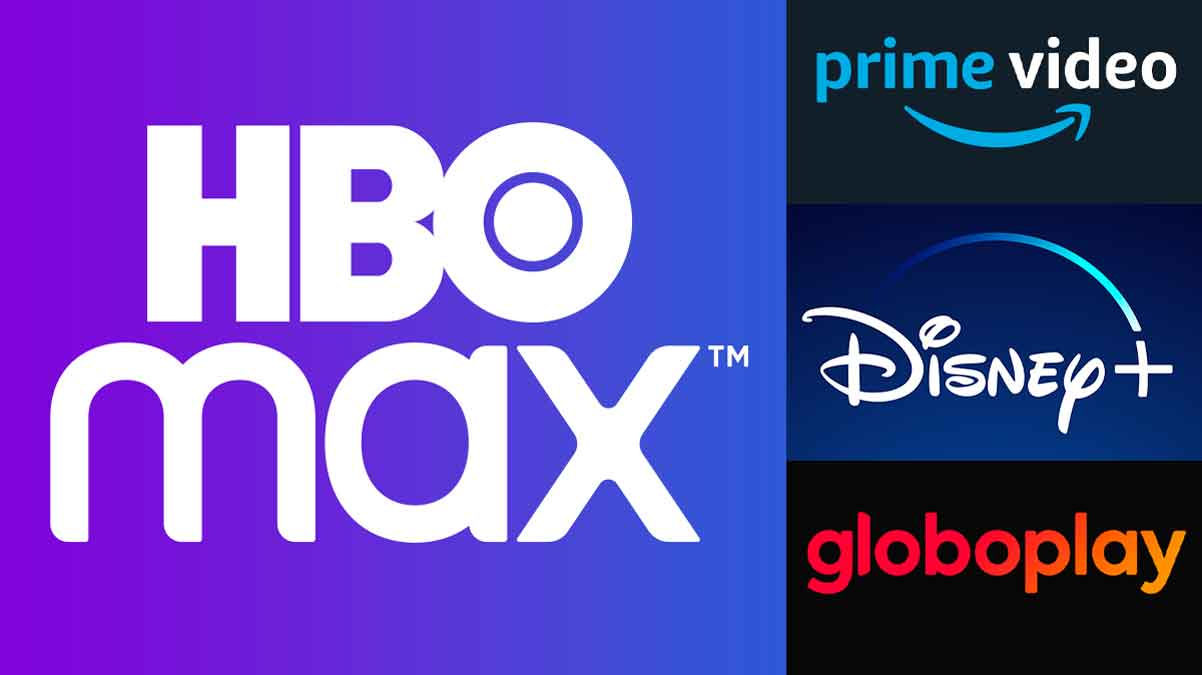 Guerra dos Stramings - HBO Max, Disney Plus, Prime Video, GloboPlay