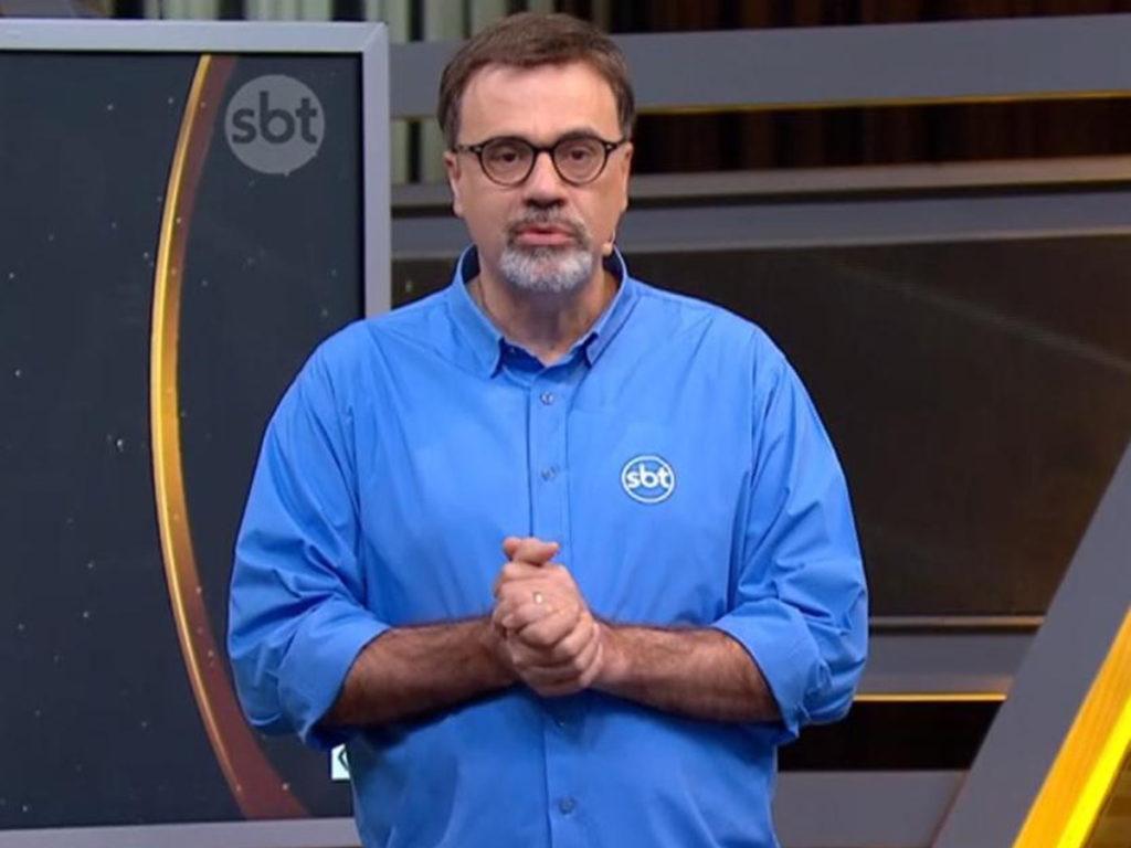 Mauro Beting renova com o SBT