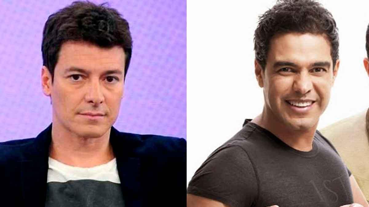 Rodrigo Faro não se calado e expõe Zezé Di Camargo