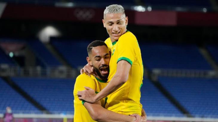 Brasil vence Alemanha