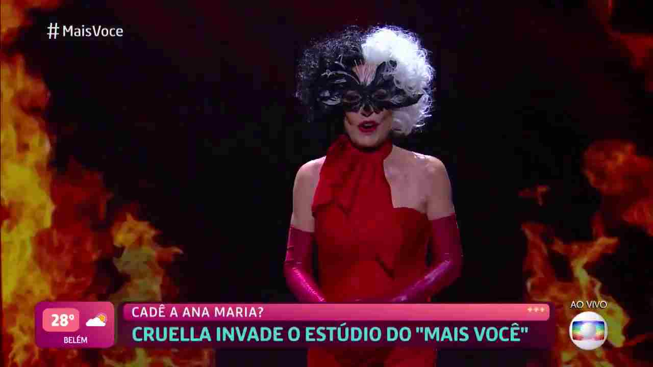 Cruella por Ana Maria Braga