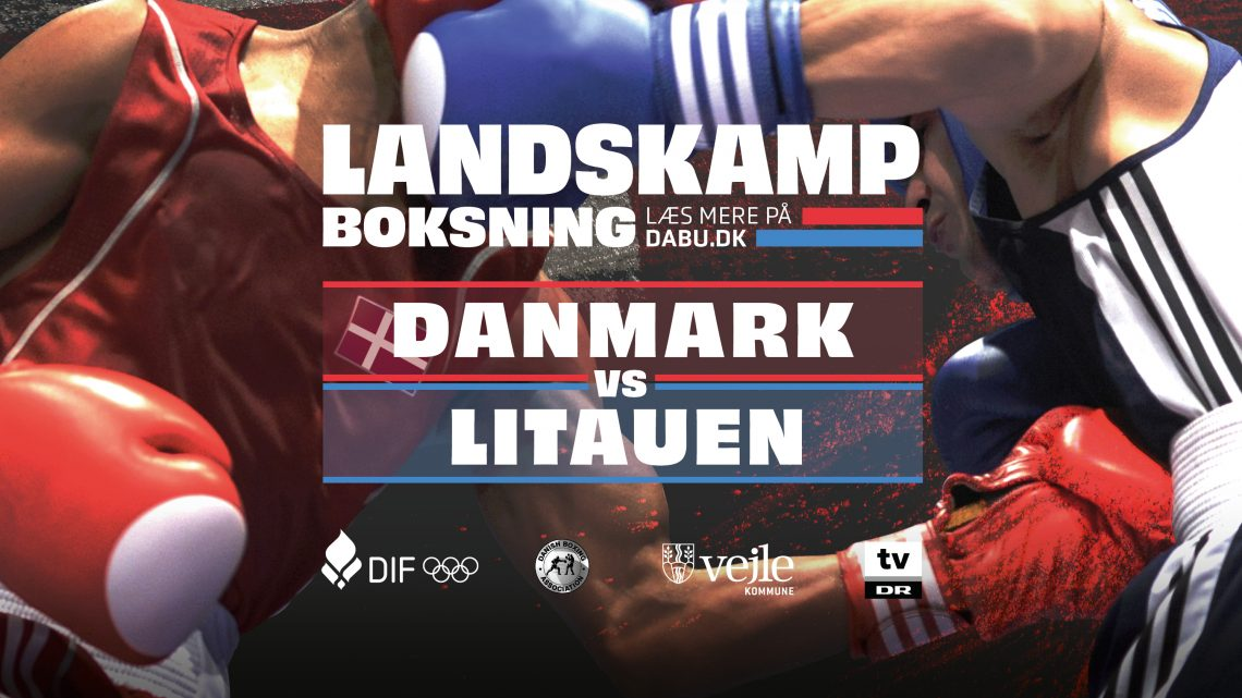 Landskamp DK vs Litauen 12/12 2020