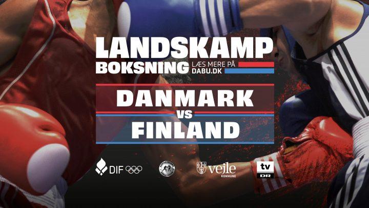 Landskampen den 20. marts imod Finland bliver uden tilskuere!