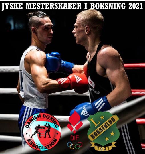 Invitation til Jyske Mesterskaber & Jyske Begyndermesterskaber 2021