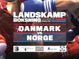 Udtagelse til landskamp mod Norge den 23. okt. 2021