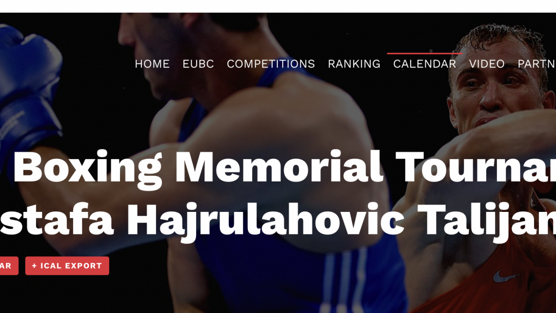Udtagelse til Mustafa Hajrulahovic Talijan tournament 22-27/9