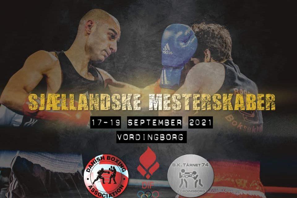 Invitation til Sjællandske Mesterskaber & Sjællandske Begyndermesterskaber 2021