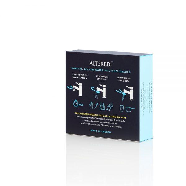 Atomizador Dual Flow Pro Pack Back