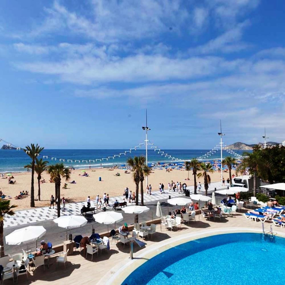 Hotel Cimbel, Ahorro Agua, Eficiencia, Spray, Benidorm