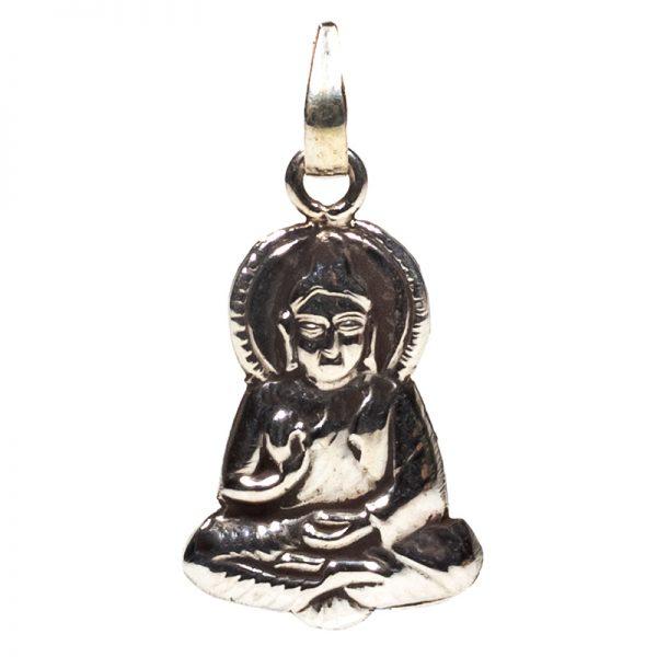 Boeddha hangertje 925 zilver