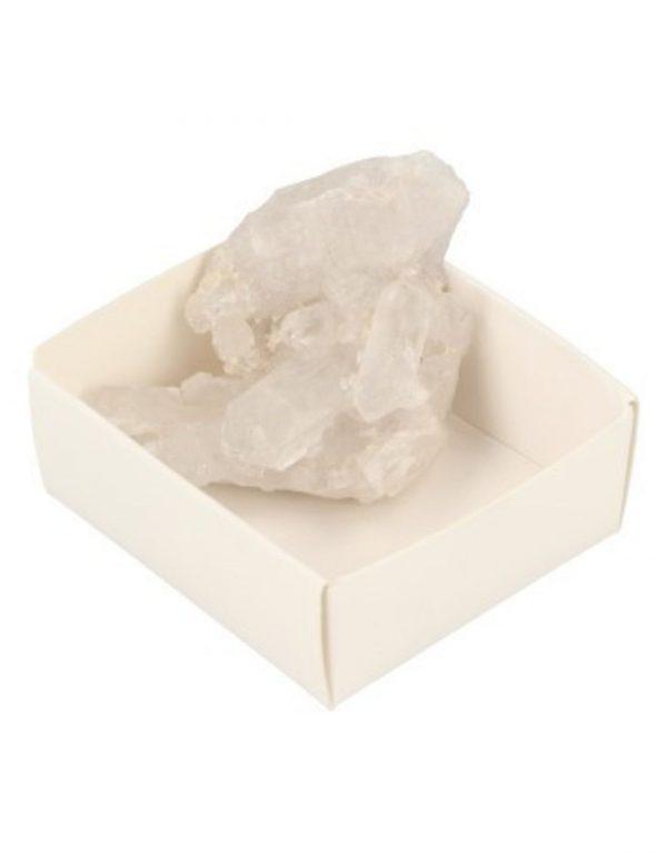 doosje bergkristal cluster