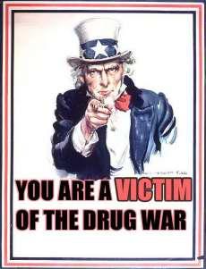 Krigen mod narko kan ikke vindes