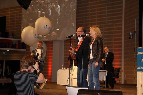Premieren på landsmødet 2011