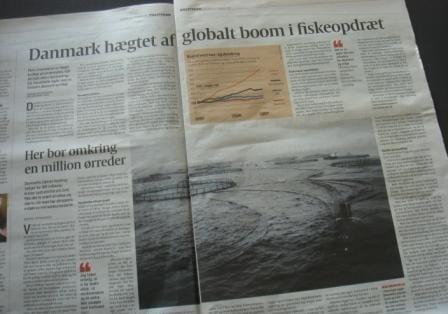 Politiken Økonomi 10. august 2011 side 4 og 5