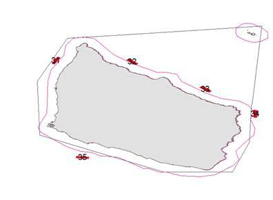 Havbrug ved Bornholm