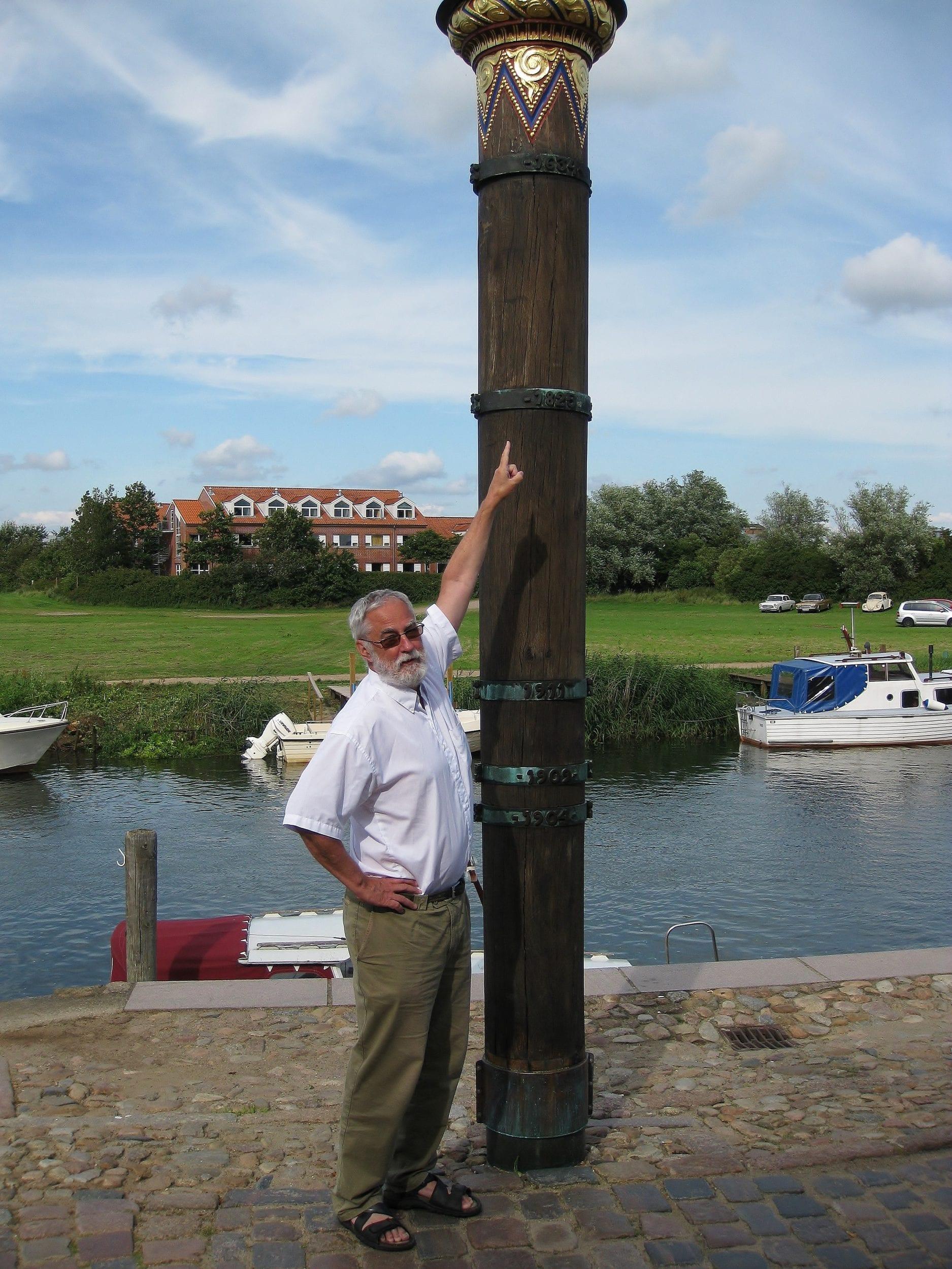 Accelererende effekt af klimaforandringer på stormfloder?