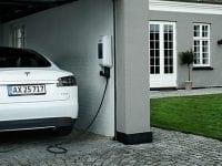 Hjemmeoplader til Tesla, foto: Clever.dk