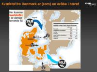 DHI's N-balance for Kattegat