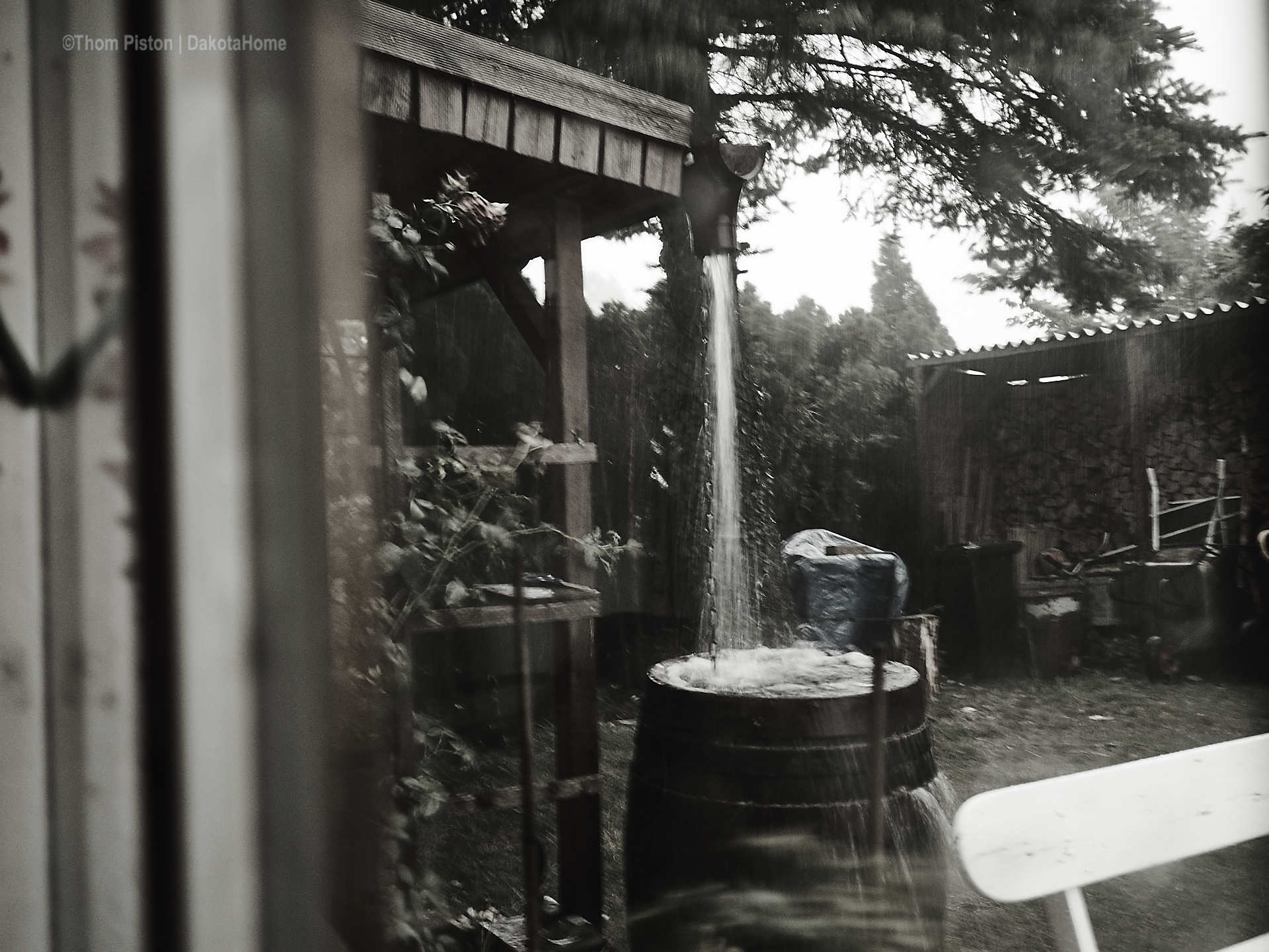 Regen at Dakota Home
