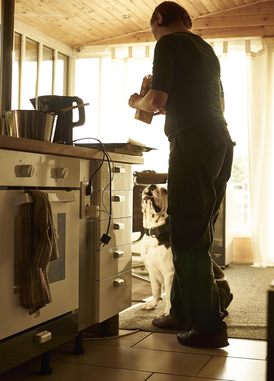 alwin the olde british bulldog würde gern verkosten, obwohl er des noch nie durfte...und auch nicht wird..