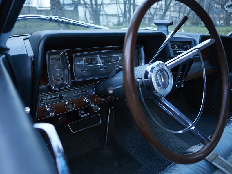 1962 Lincoln Continental for sale