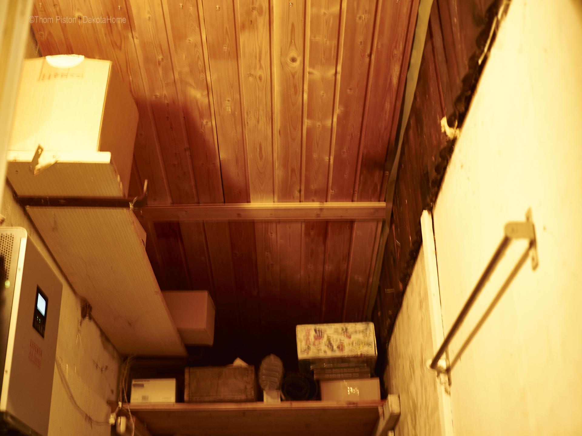 Deckenverkleidung incl. Dämmung, Kammer Dakota Home