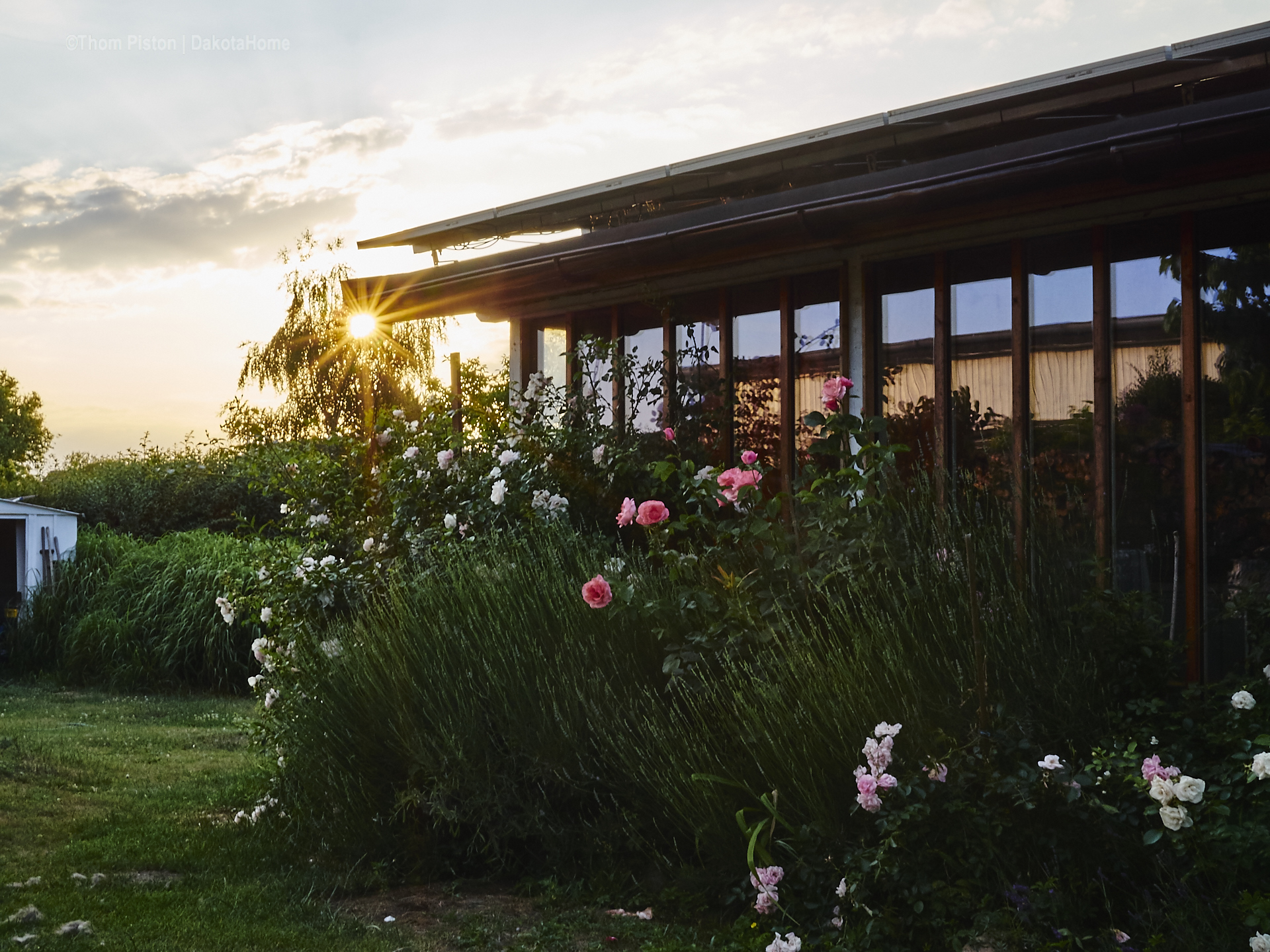 Sommersonnenwende Juni 2019, Dakota Home, Brandenburg