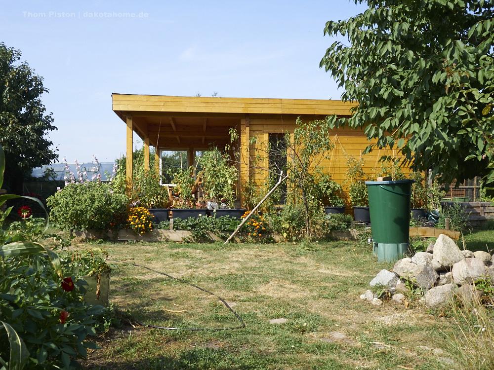 Tinyhouse aus Holz in Brandenburg